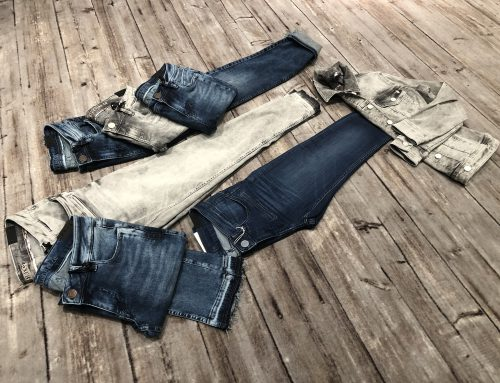 Neue Jeansmarke!